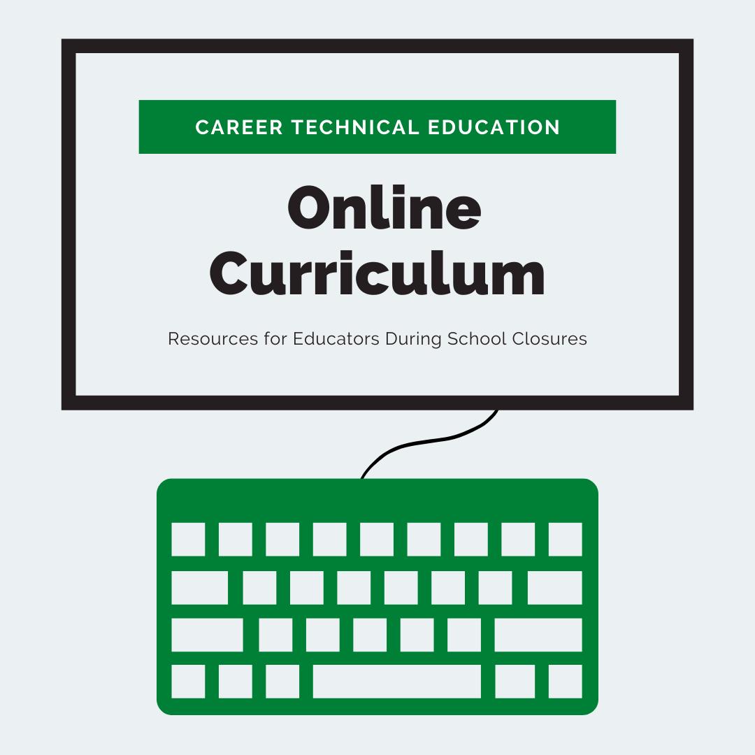 CTE Resources for School Closures