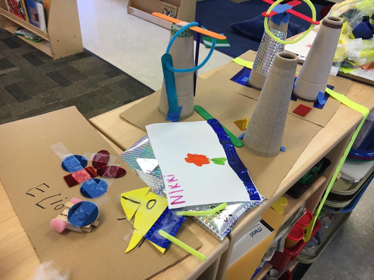 Creativity Cart example 1