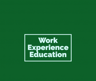 Work Experience Education Cover