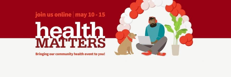 Health Matters Banner